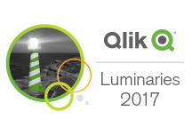 Qlik Luminary 2017 Badge