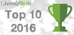 LivingQlik's Top 10 Posts of 2016