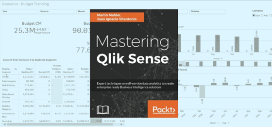 Pragmatic Paths for the Qlik Sense Consultant – Mastering Qlik Sense  [Review]